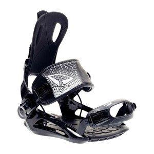 Snowboardové viazanie SP Fastec FT270 Black Čierna M