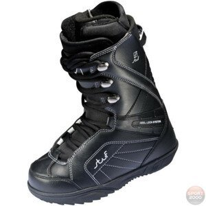 Snowboardová obuv STUF Pure Jr Čierna 23.0