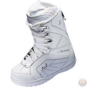 Snowboardová obuv STUF Lotus Biela 24.0