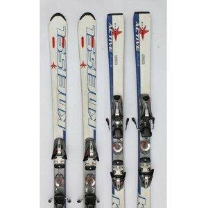 Jazdené bazárové lyže KNEISSL Active 170 cm