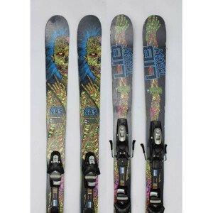 Jazdené bazárové lyže LIB TECH Nas 188 cm