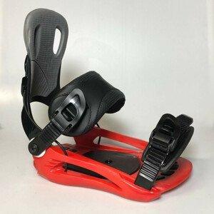 Snowboardové viazanie SP Master PRO Black/Red Čierno-červená XL