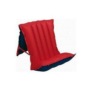 Nafukovacie lehátko/stolička HIGH COLORADO Chair Air Bed Red Červená