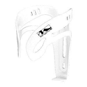 Košík na fľašu M-WAVE White Biela