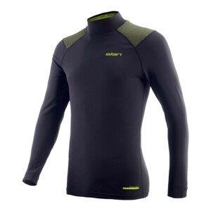 Termo tričko ELAN Čierna L