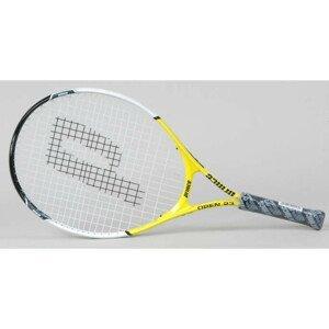 Tenisová raketa PRINCE Open 25 Tr Black/Yellow Žltá