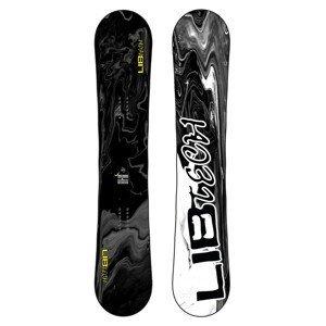 Snowboard LIB TECH Skate Banana Čierna 162W cm