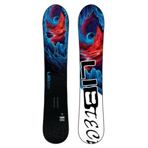 Snowboard LIB TECH Dynamo Viacfarebné 159W cm