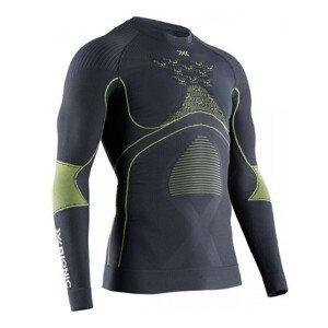 Kompresné tričko X-BIONIC Energy Accumulator 4.0 Čierna XL