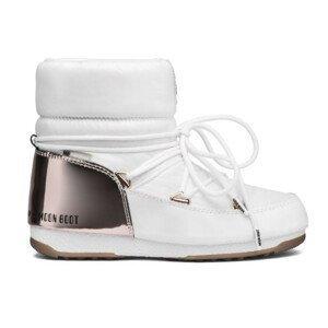 Topánky MOON BOOT Low Aspen Wp 002 White Biela 37