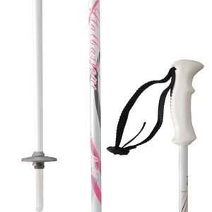 Zjazdové palice ITALBASTONI W Lady Color Biela 110 cm