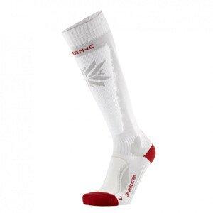 Ponožky THERM-IC Ski insulation White Biela 39-41