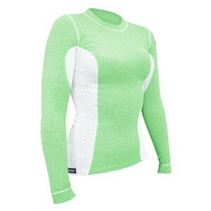 Dámske termo tričko BERKNER Action Zelená XL