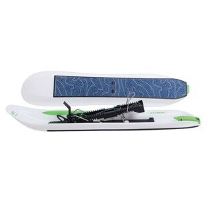 Skialpové lyže CROSSBLADES Hardboot Čierno-biela