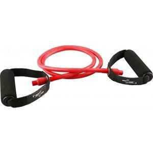 Fitness guma na posilovanie V3TEC Fitness Tube Červená