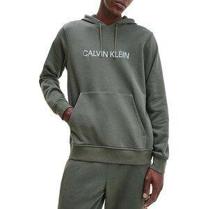 Mikina s kapucňou Calvin Klein Calvin Klein Performance Hoody