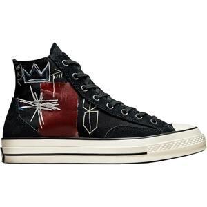 Obuv Converse Converse X Basquiat Chuck 70 HI Schwarz