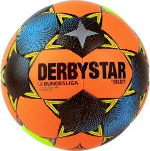 Lopta Derbystar Bundesliga Brilliant APS Winter Game Ball