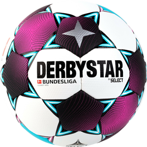 Lopta Derbystar Bundesliga Comet APS Game Ball