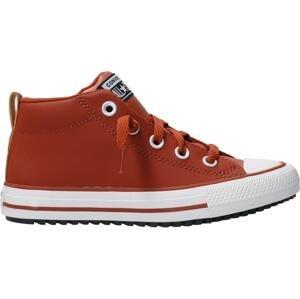 Obuv Converse Converse CTAS Street Boot Kids Braun Rot F213