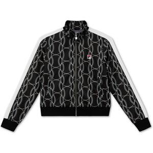 Bunda Fila WOMEN HADA AOP track jacket