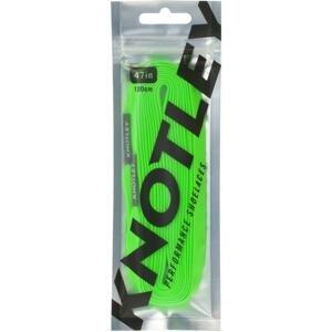 Šnúrky Knotley Heritage Lace - 375 - Pro Lime - 44