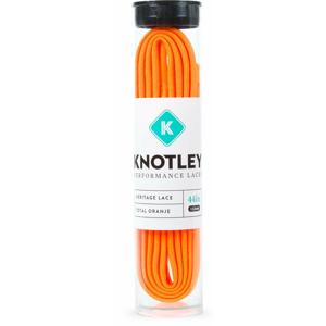 """Šnúrky Knotley Heritage Lace - 811 - Total Oranje - 44"""""""
