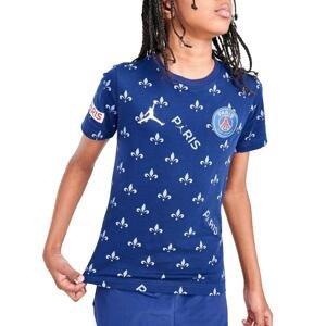 Tričko Jordan Jordan X PSG Statement T-Shirt Kids