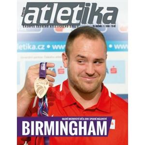 Časopis Top4Running Časopis Atletika - 1/2018