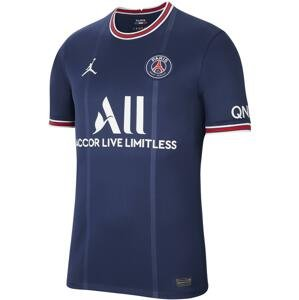 Dres Jordan Paris Saint-Germain 2021/22 Stadium Home Men s Soccer Jersey