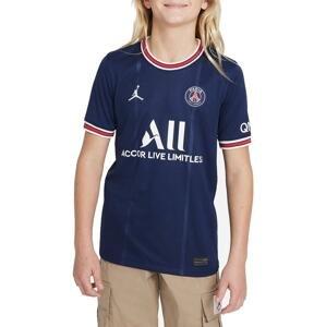 Dres Jordan Paris Saint-Germain 2021/22 Stadium Home Big Kids Soccer Jersey