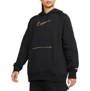 Mikina s kapucňou Nike  Sportswear Women s Oversized Fit Fleece Hoodie