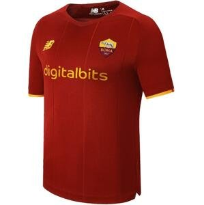 Dres New Balance New Balance AS Roma t Home 2021/22 FHME