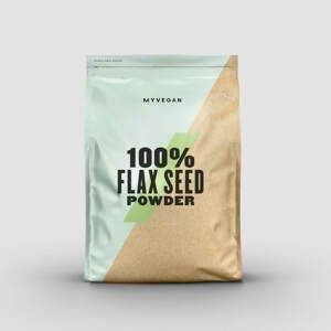 100% Prášok Z Ľanových Semien - 1kg - Neochutený