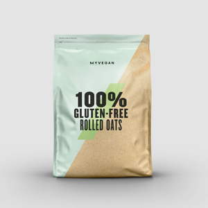 100% Valcované Ovsené Vločky Bez Obsahu Lepku - 2.5kg - Neochutený