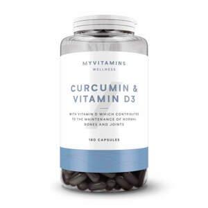 Kurkumín & Vitamín D3 - 60capsules