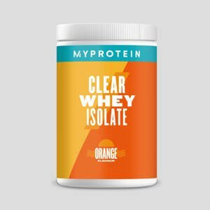 Clear Whey Proteín - 500g - Orange - New In