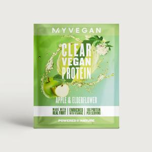 Myvegan Clear Vegan Protein, 16g (Sample) - 16g - Apple & Elderflower
