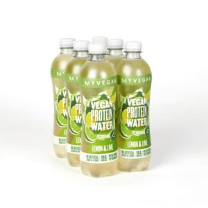 Číra vegánska bielkovinová voda - Lemon Lime