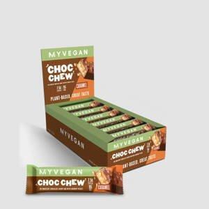 Bielkovinová tyčinka Choc Chew - 18 x 26g - Caramel