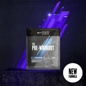 THE Pre-Workout (Sample) - 1servings - Grape
