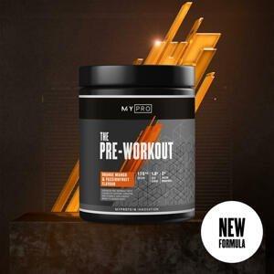 THE Pre-Workout - 30servings - Pomaranč Mango Marakuja