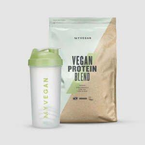 Myprotein Starter Pack - Vegan - Banán