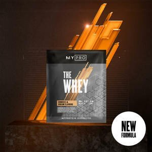 Myprotein THE Whey V2 (Sample) - 1servings - Cookies and Cream