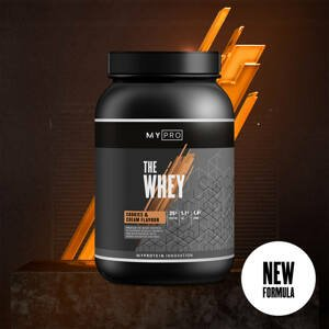 THE Whey - 900g - Cookies and Cream