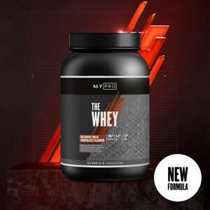 THE Whey - 1.8kg - Dekadentná Mliečna Čokoláda