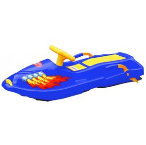 Boby Snow boat detské riaditeľné - modré