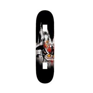 Skateboard SPARTAN Utop Board Skull Demon