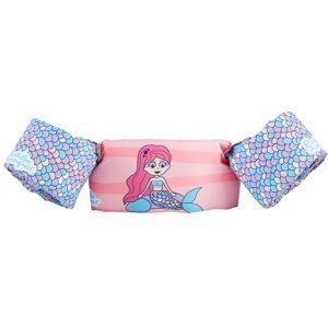 Plávací top SEVYLOR plaváčik fialovo-ružový - morská víla