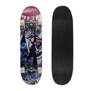 Skateboard SPARTAN Circle Star - Cold